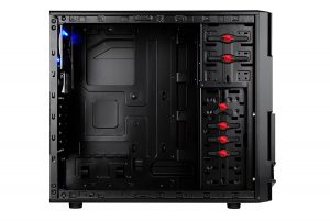 Thermaltake Commander MS-I Gaming Gehaeuse